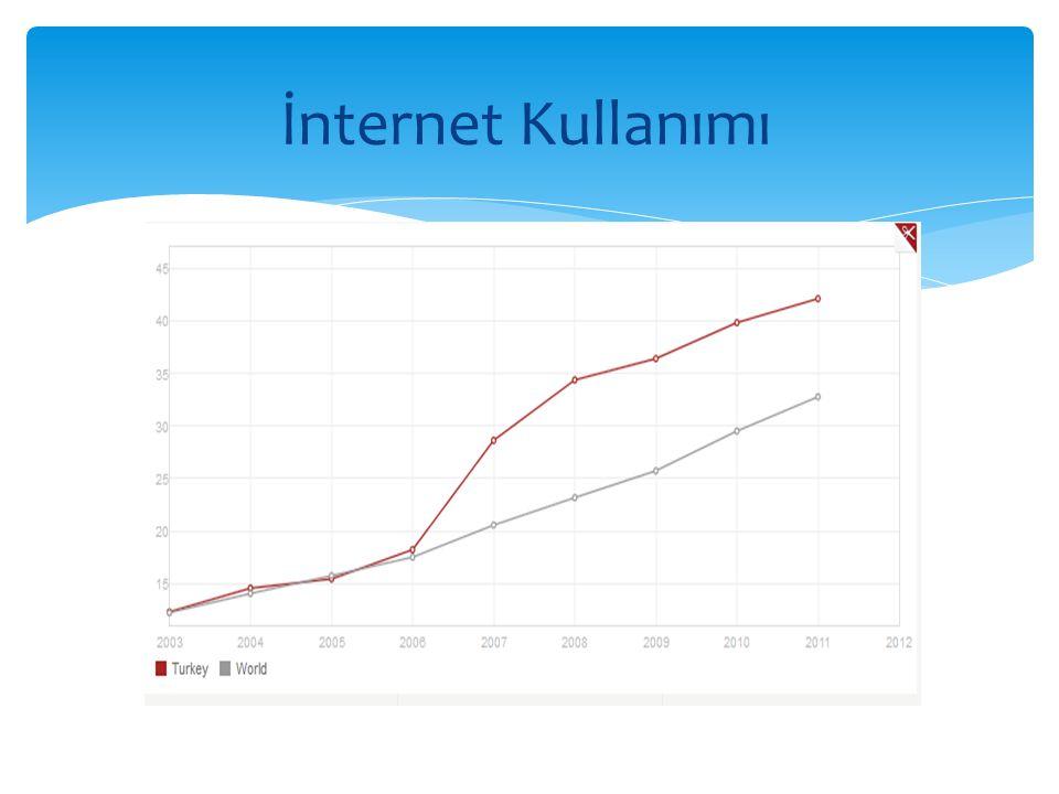 İnternet Kullanımı