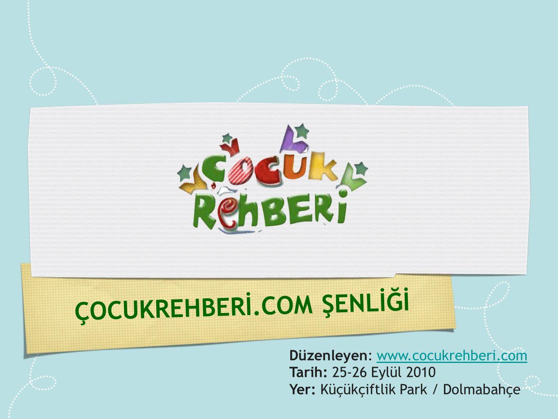 ÇOCUKREHBERİ.COM ŞENLİĞİ
