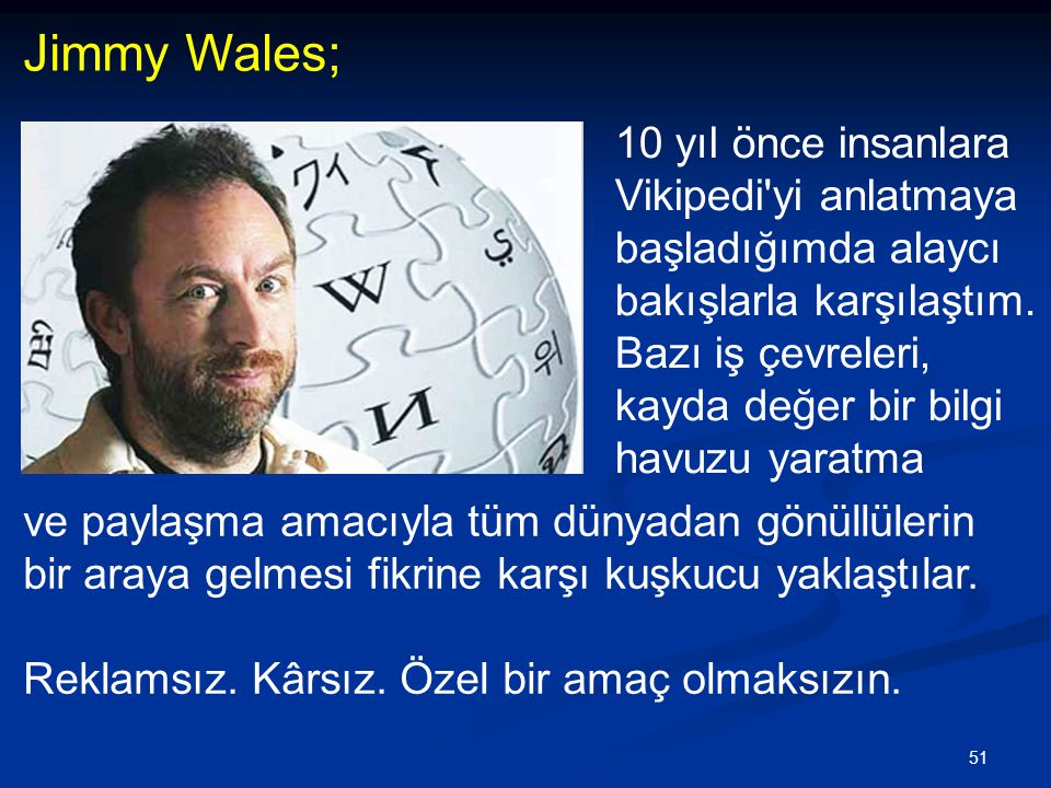 Jimmy Wales;