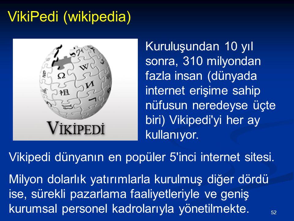 VikiPedi (wikipedia)