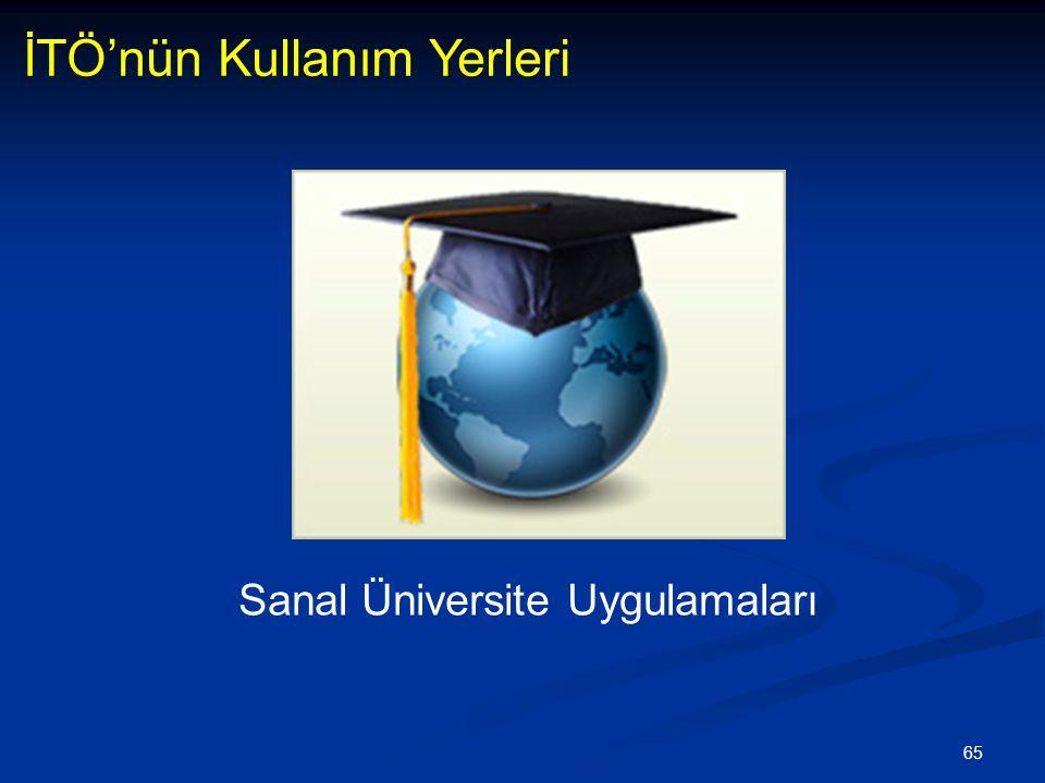 Sanal Üniversite Uygulamaları