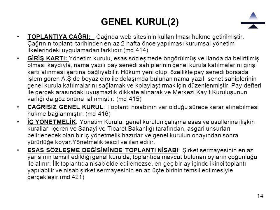 GENEL KURUL(2)