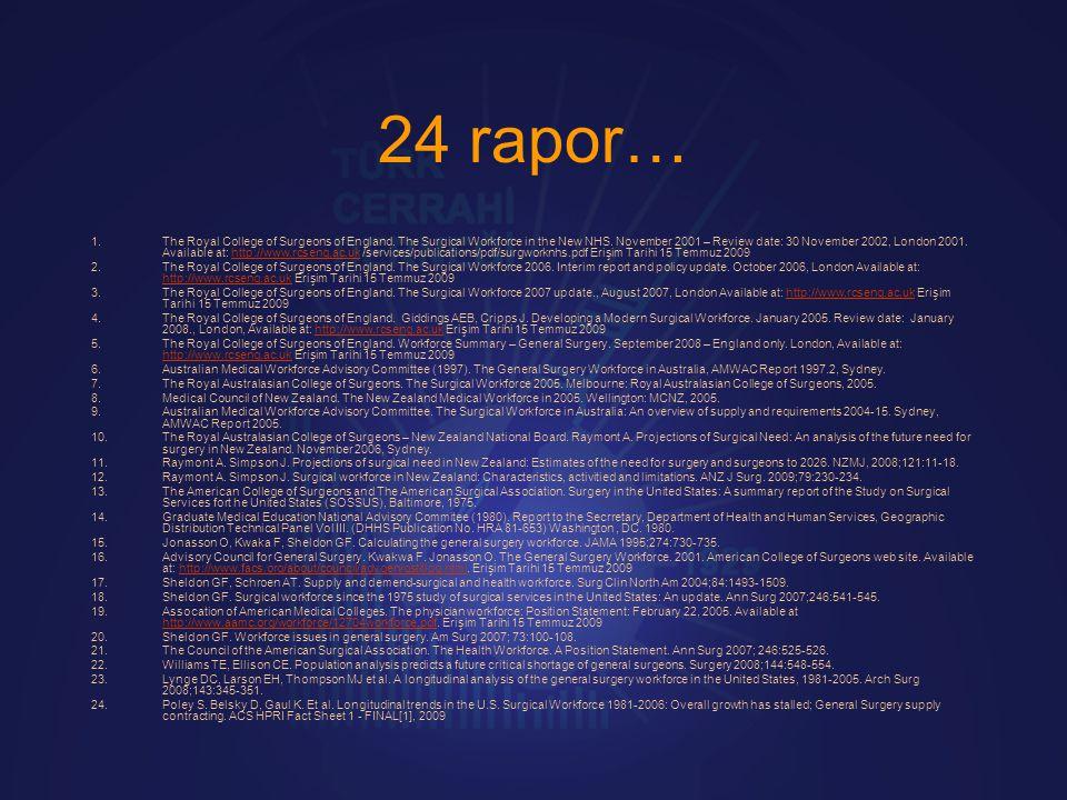 24 rapor…
