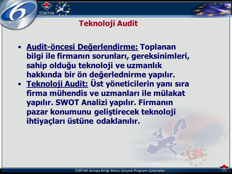 Teknoloji Audit