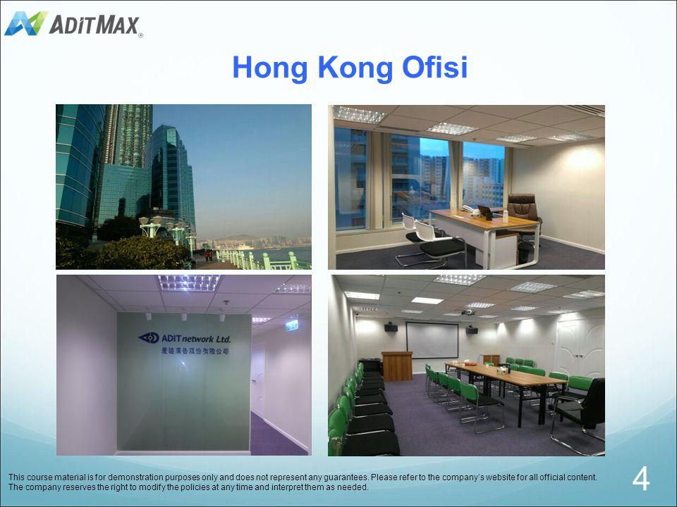 Hong Kong Ofisi 4.