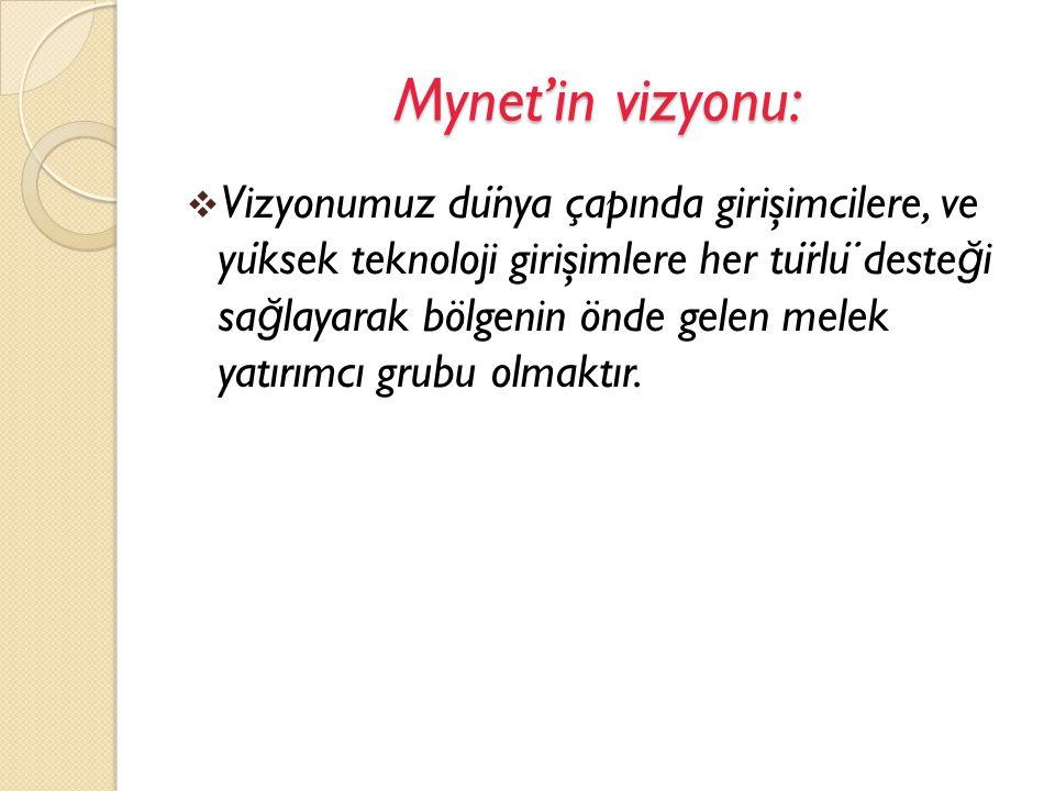 Mynet'in vizyonu: