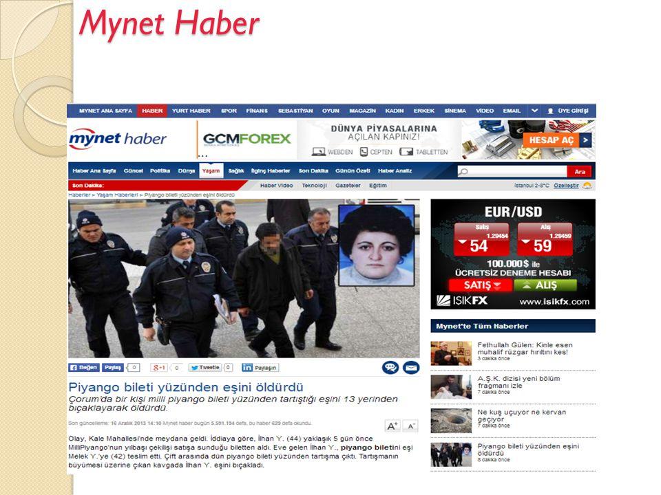Mynet Haber
