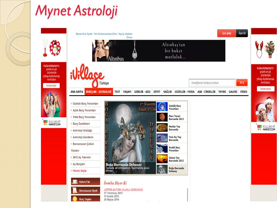 Mynet Astroloji