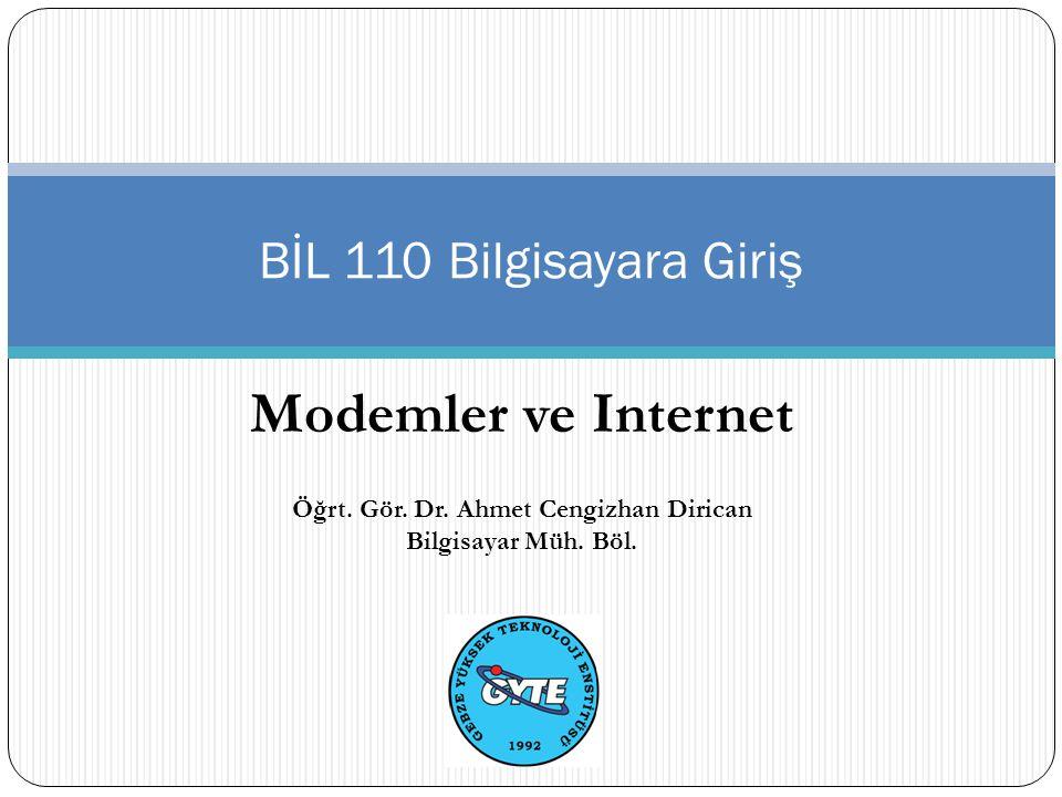 Öğrt. Gör. Dr. Ahmet Cengizhan Dirican