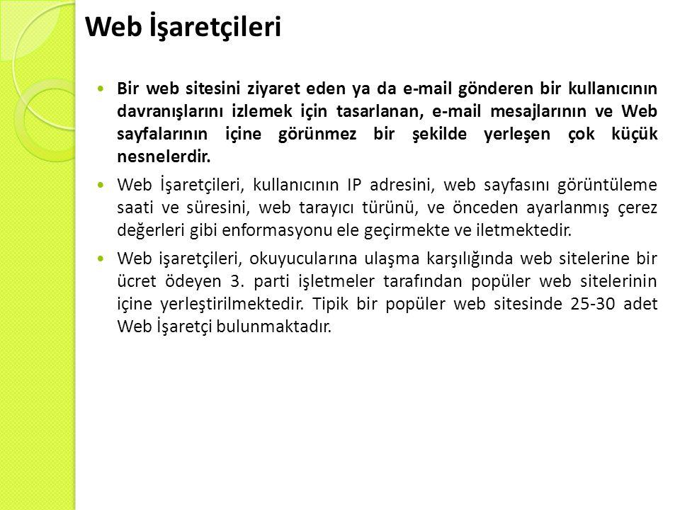 Web İşaretçileri