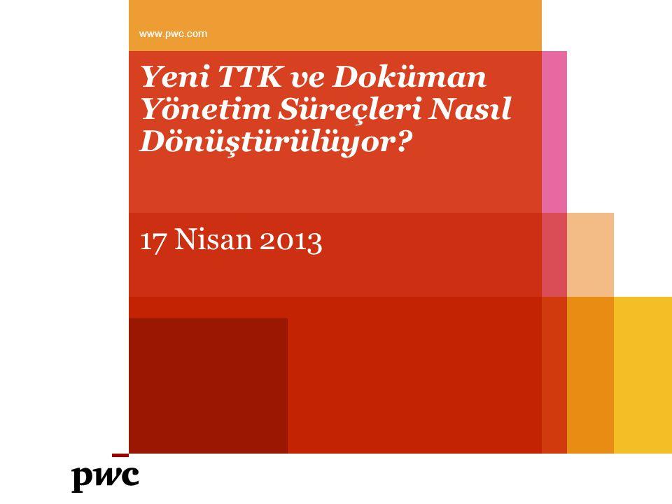 Yeni TTK ve Doküman Yönetim Süreçleri Nasıl Dönüştürülüyor