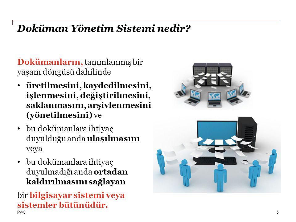 Doküman Yönetim Sistemi nedir