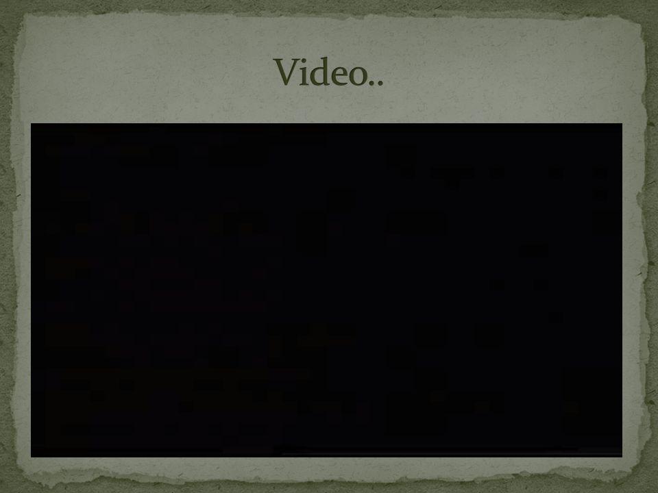 Video..