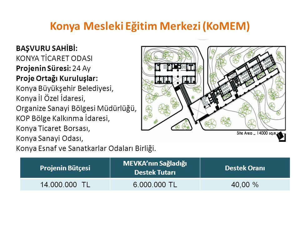 Konya Mesleki Eğitim Merkezi (KoMEM)