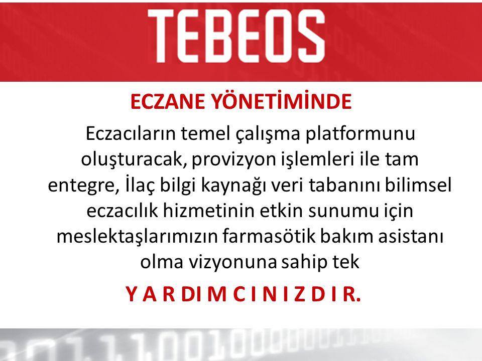 ECZANE YÖNETİMİNDE