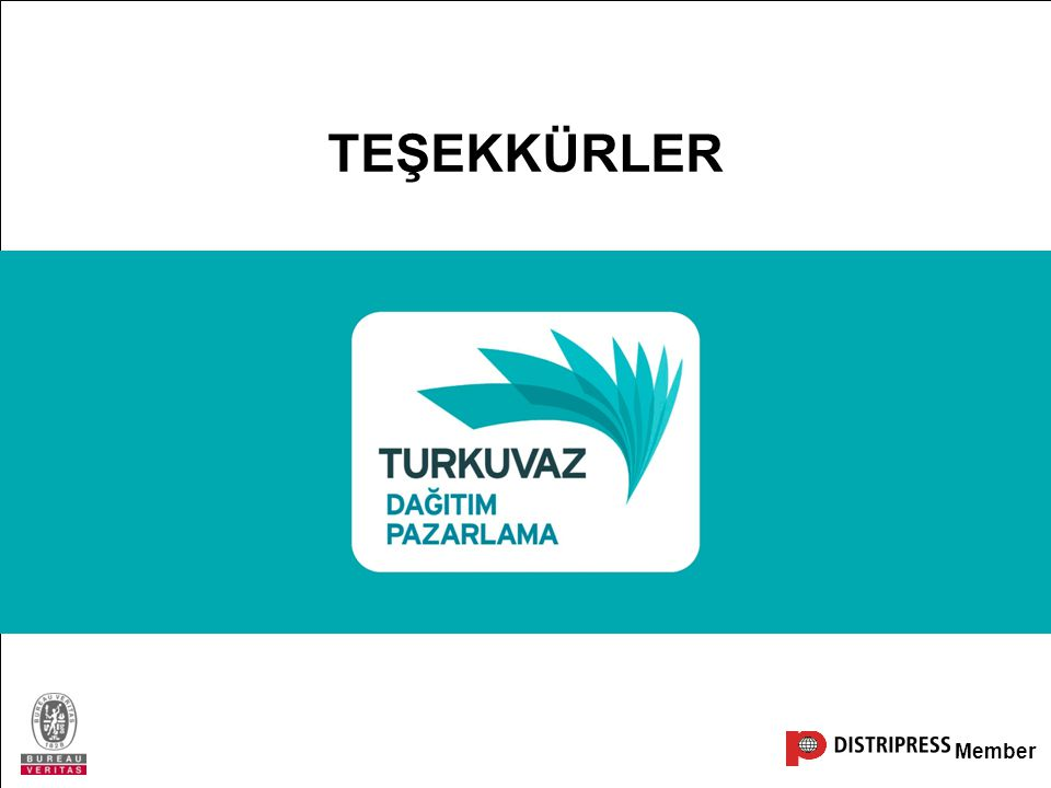 TEŞEKKÜRLER Member