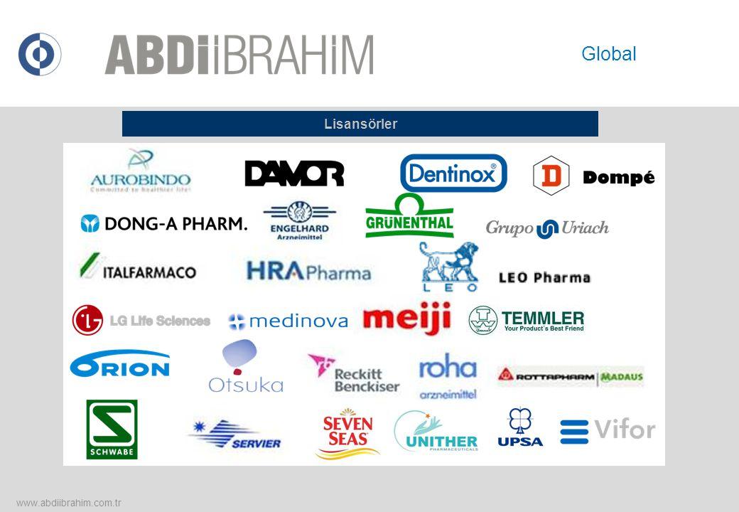 Global Lisansörler www.abdiibrahim.com.tr