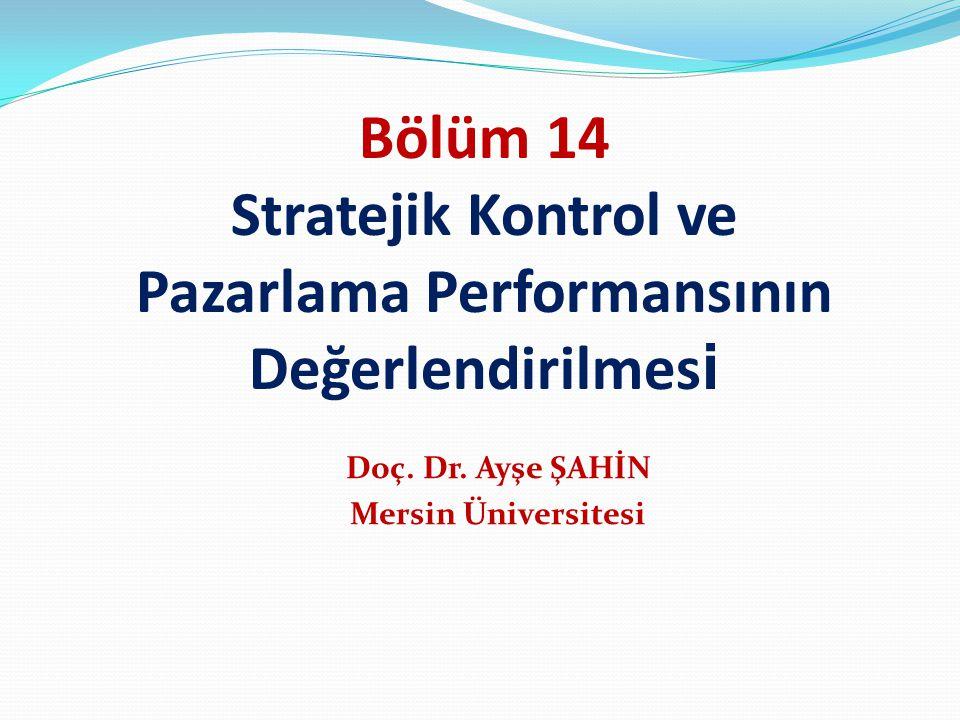 Doç. Dr. Ayşe ŞAHİN Mersin Üniversitesi
