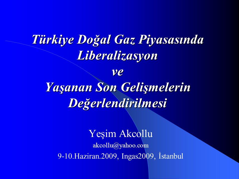 Yeşim Akcollu akcollu@yahoo.com 9-10.Haziran.2009, Ingas2009, İstanbul