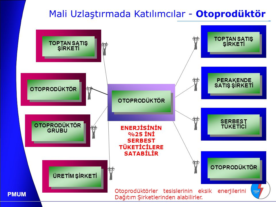Mali Uzlaştırmada Katılımcılar - Otoprodüktör
