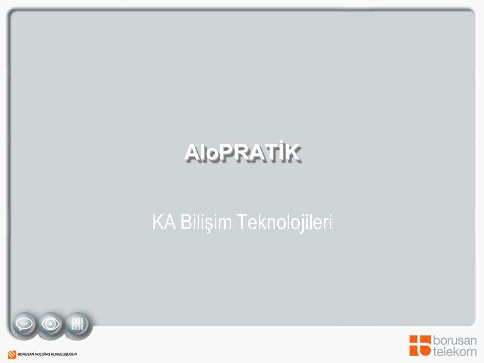 KA Bilişim Teknolojileri