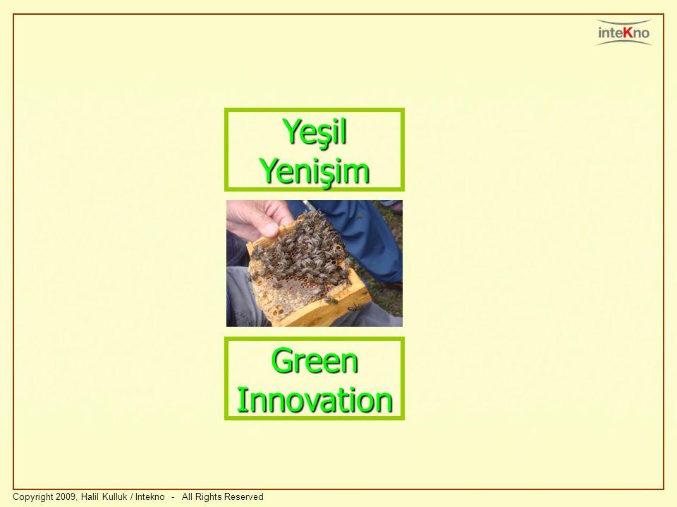 Yeşil Yenişim Green Innovation