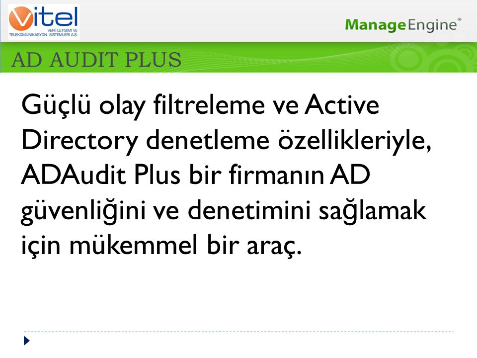 AD AUDIT PLUS