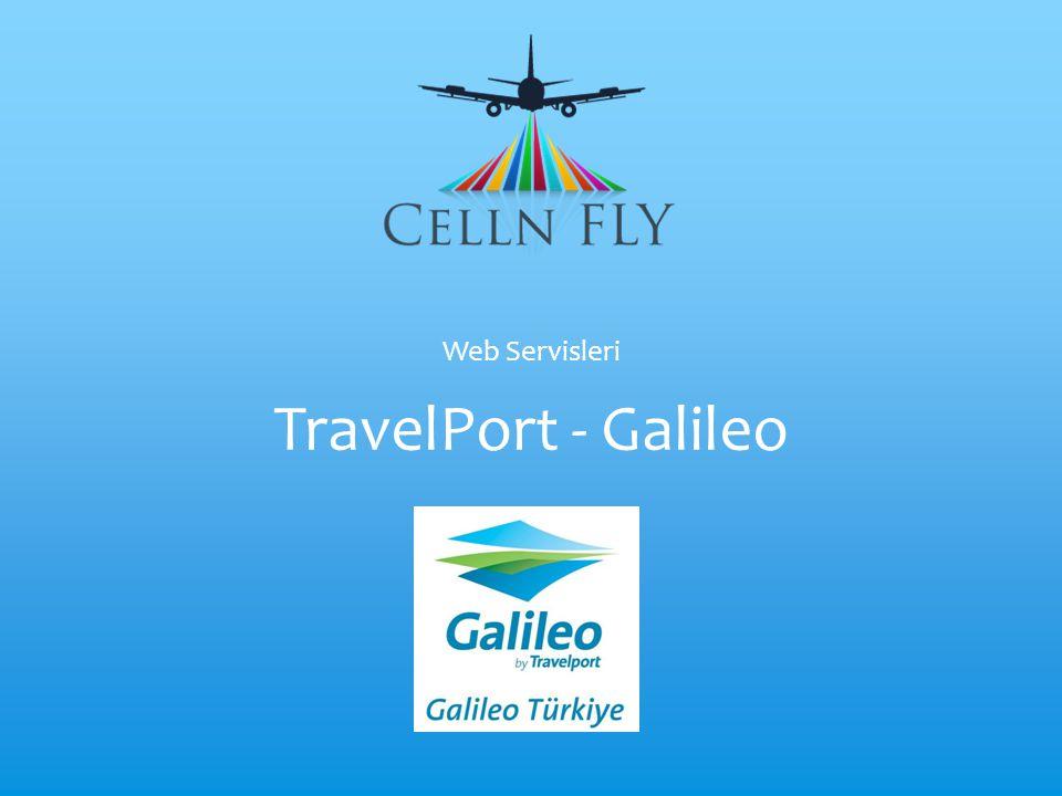 Web Servisleri TravelPort - Galileo