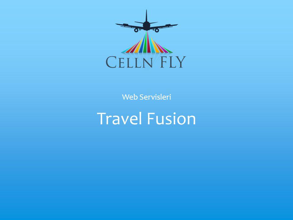 Web Servisleri Travel Fusion