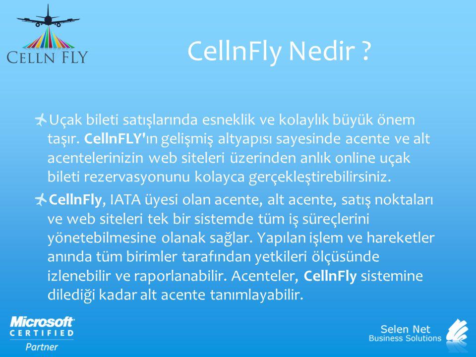 CellnFly Nedir