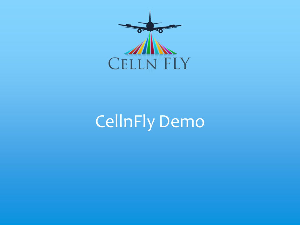 CellnFly Demo