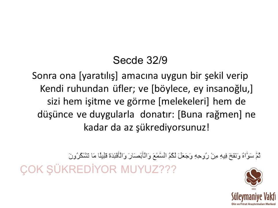 Secde 32/9