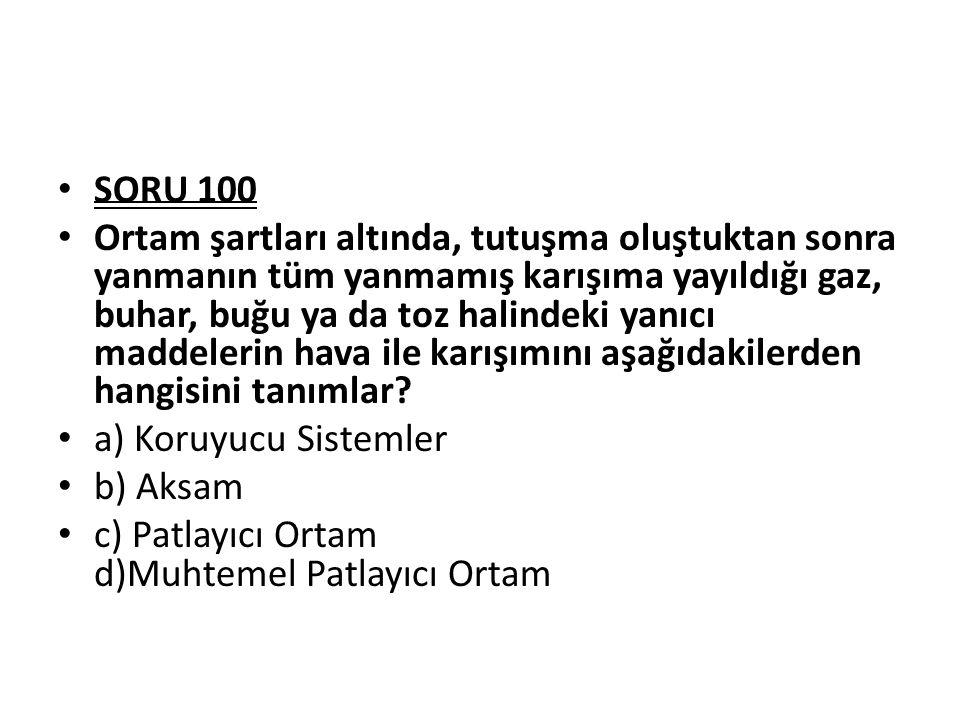 SORU 100