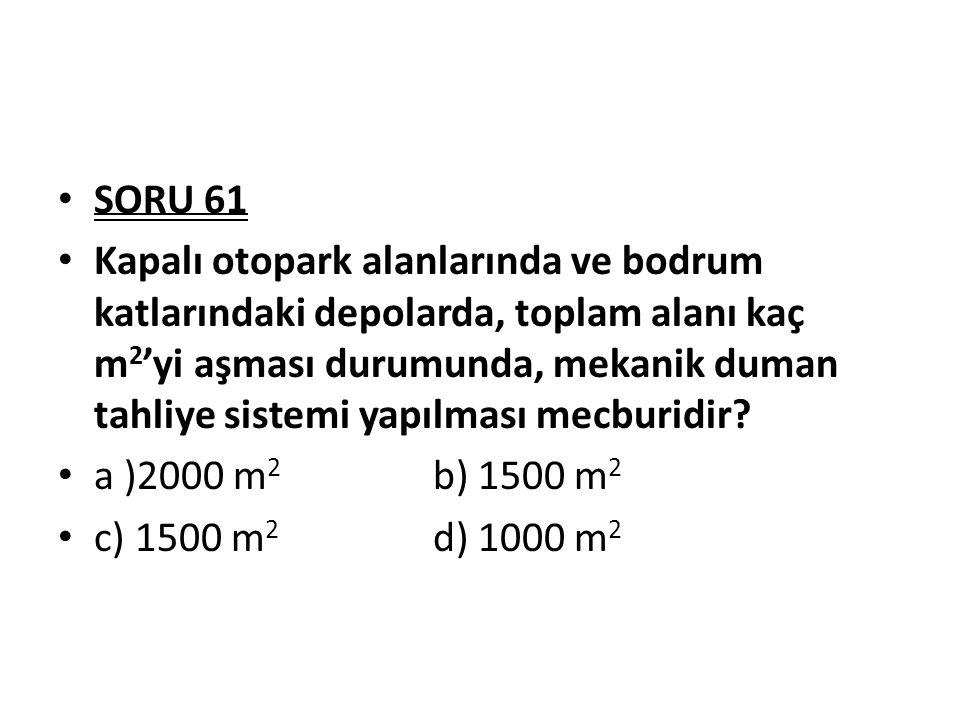 SORU 61