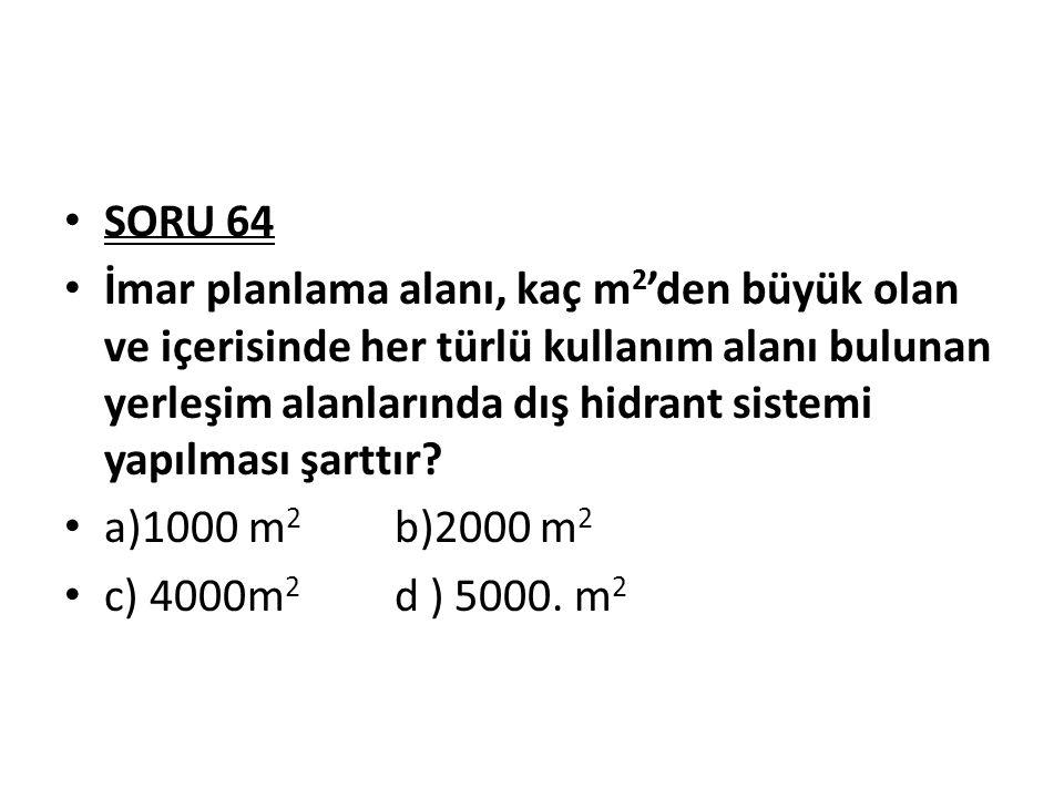 SORU 64