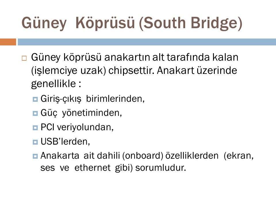 Güney Köprüsü (South Bridge)