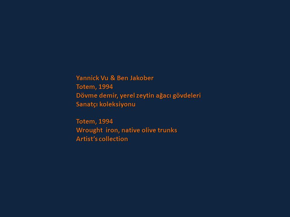 Yannick Vu & Ben Jakober