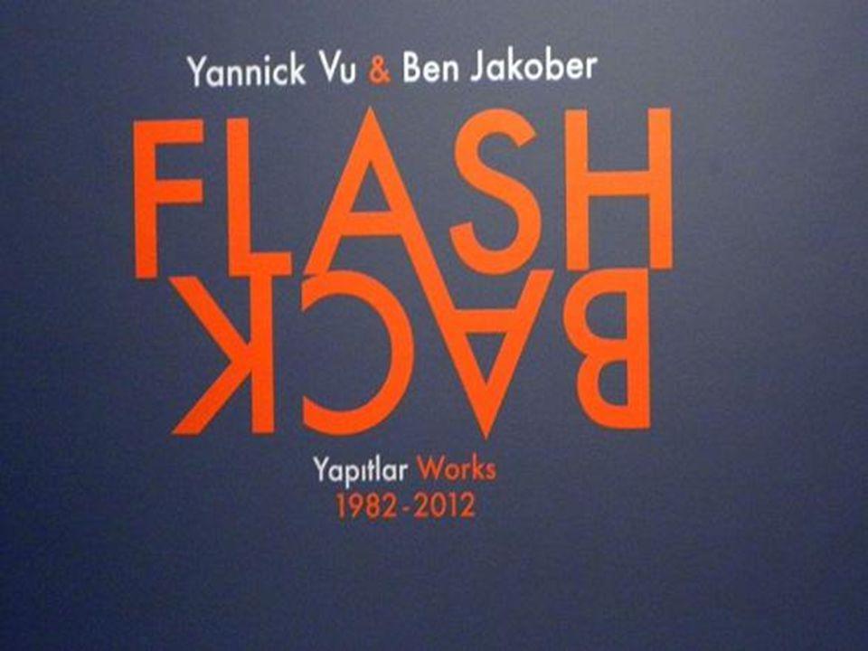 Ben Jakober IBM Obeliskleri, 1989. Ahşap üzerine devre kartları. Yannick ve Ben Jakober Vakfı Koleksiyonu.