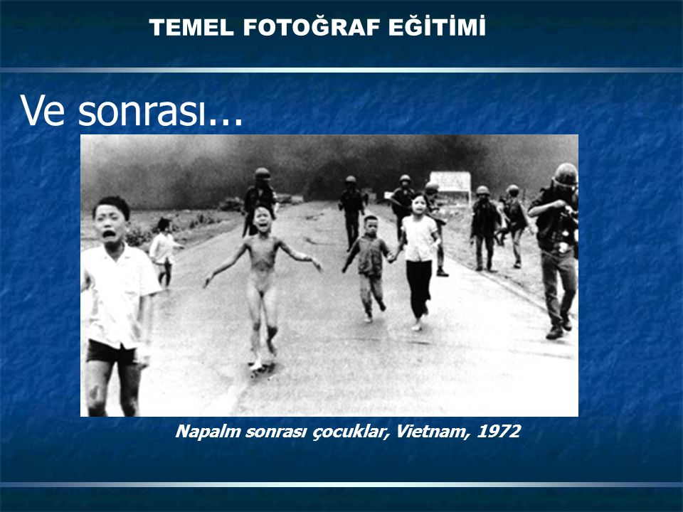 TEMEL FOTOĞRAF EĞİTİMİ