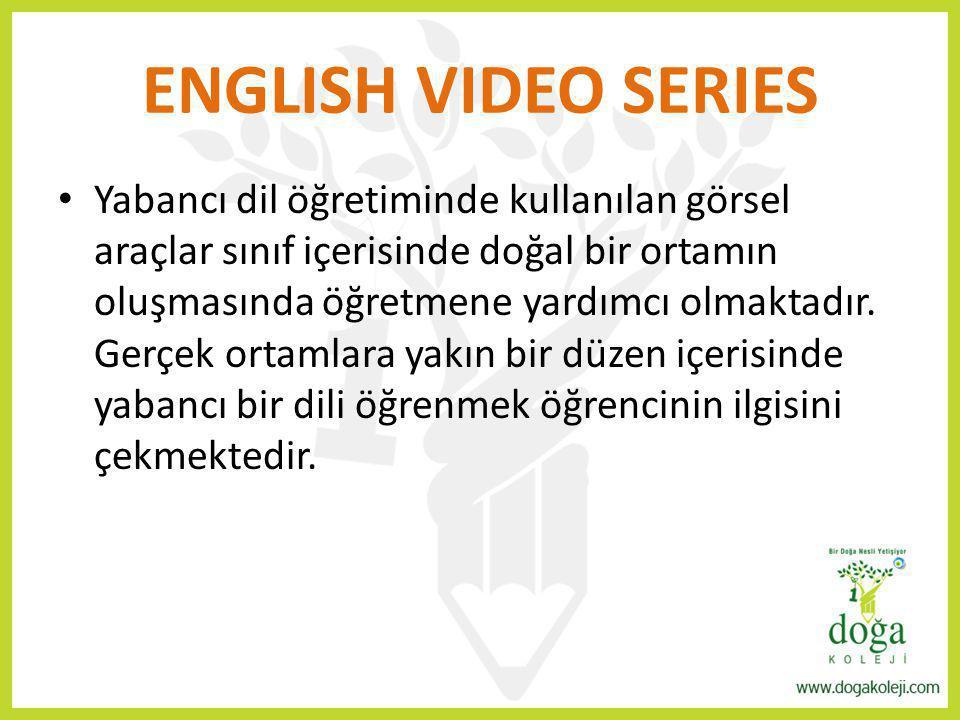 ENGLISH VIDEO SERIES