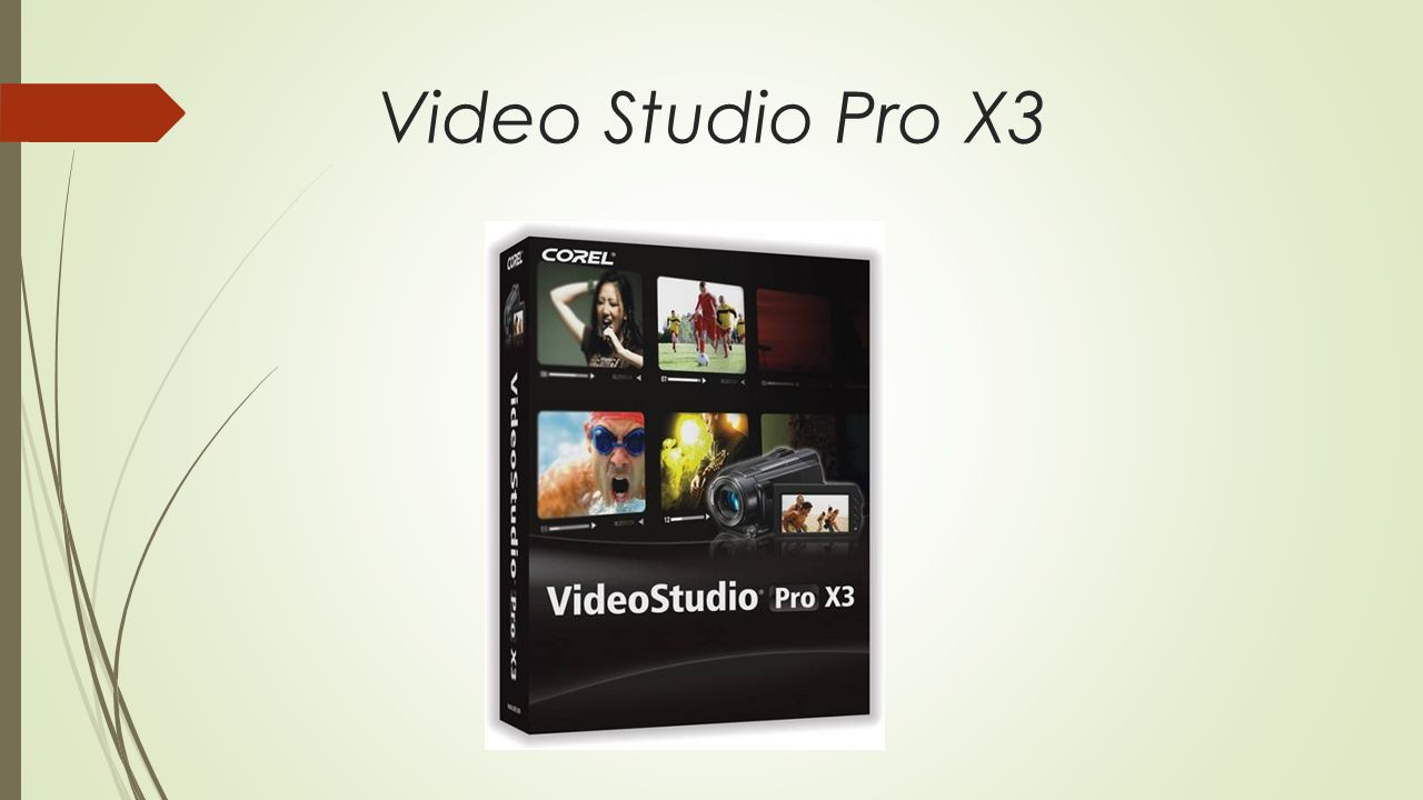 Video Studio Pro X3