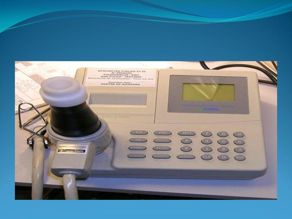 Spirometreler