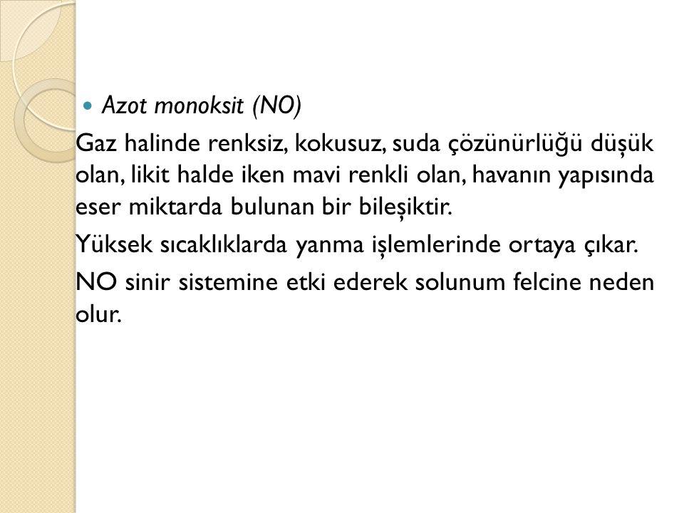 Azot monoksit (NO)