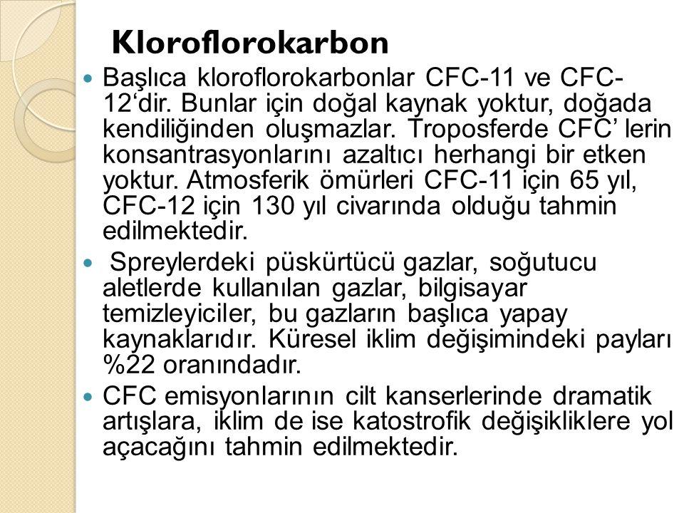 Kloroflorokarbon