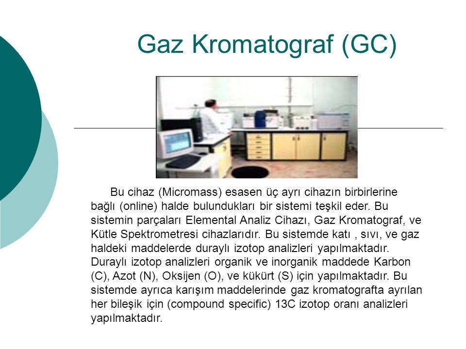 Gaz Kromatograf (GC)