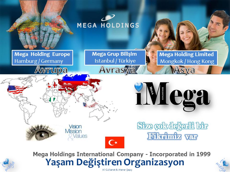 Avrupa Avrasya Asya Yaşam Değiştiren Organizasyon Size çok değerli bir
