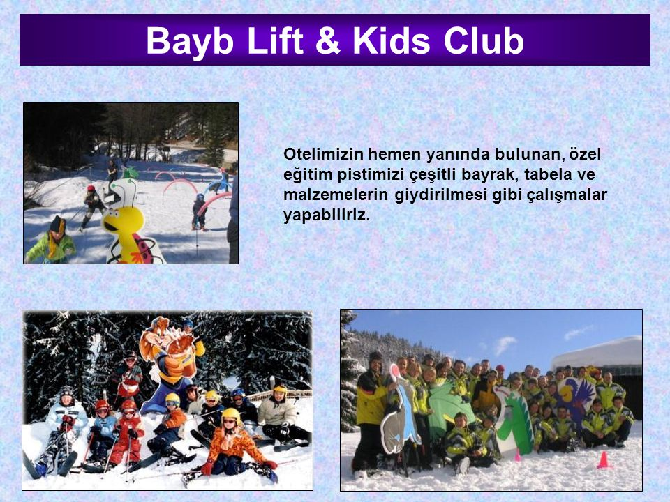 Bayb Lift & Kids Club