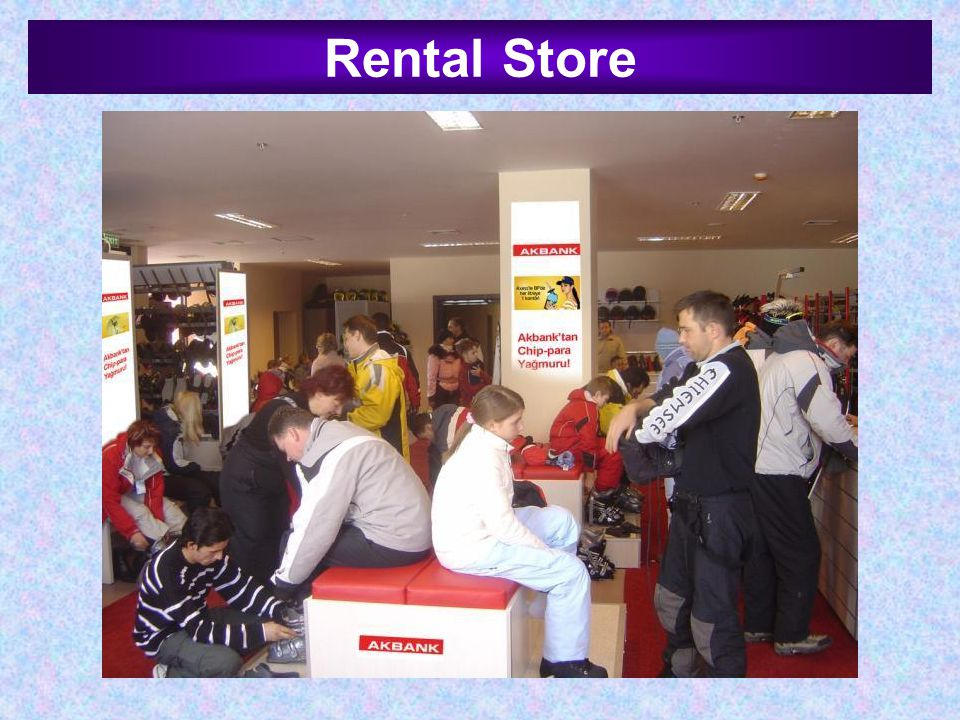Rental Store