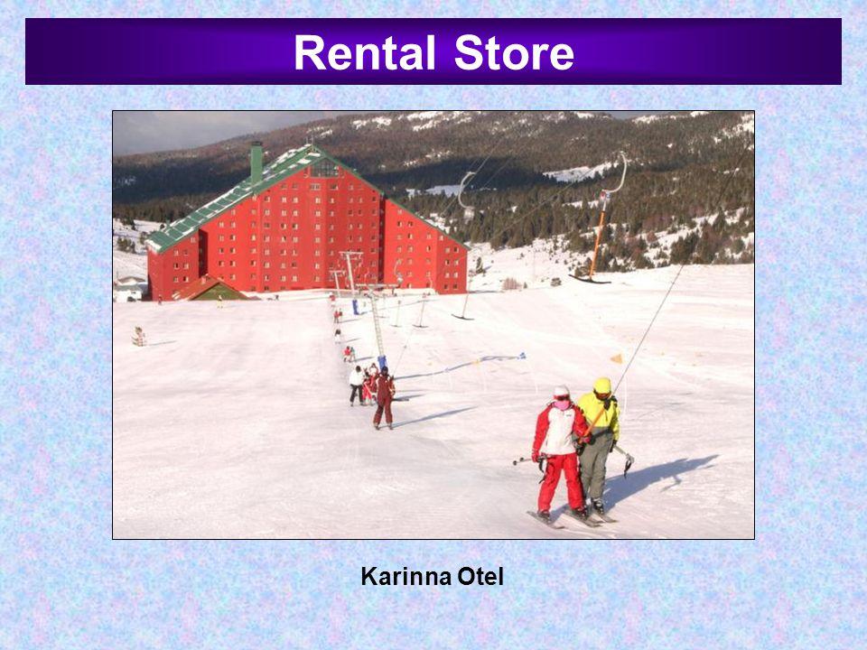 Rental Store Karinna Otel