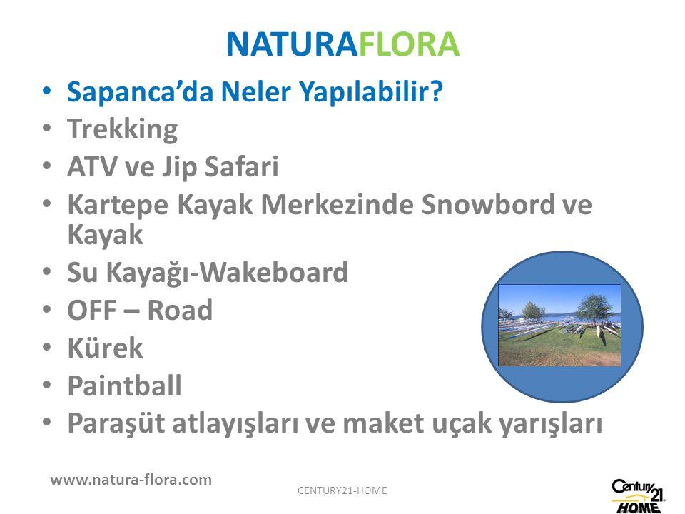 NATURAFLORA Sapanca'da Neler Yapılabilir Trekking ATV ve Jip Safari